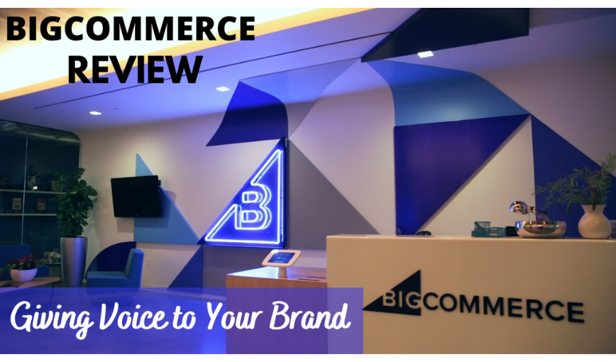 What can I sell through BigCommerce? BigCommerce Themes | Apps | Pricing & Packages | Features
